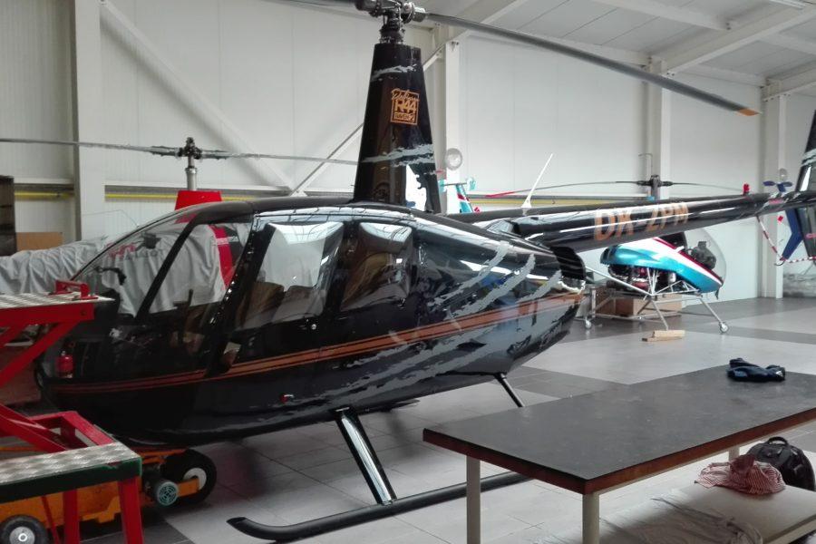 Heli R44 Robinson
